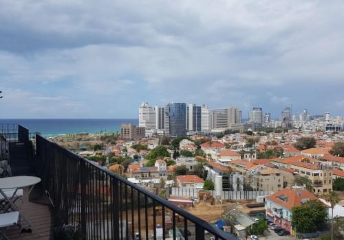 בפרוייקט אליפלט! דירה בקומה 12 עם חניה מעלית ומרפסת עם נוף מדהים!