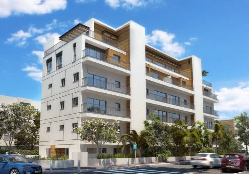 ברחוב שקט ומבוקש בפרוייקט איכותי מאוד! דירת 136 מ״ר פלוס 15 מ״ר מרפסת בקומה רביעית עם מעלית וחנייה כפולה בטאבו!