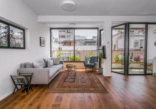 ברח׳ ברנשטיין כהן דירת 3 חד׳ מרווחת בשטח של 80 מ״ר משופצת ומעוצבת אדריכלית יפייפיה!