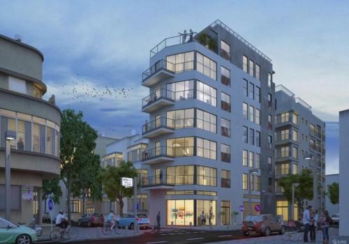 פרוייקט בוטיק מדהים ברח׳ צ׳לנוב המתחדש! דירות מעולות להשקעה!