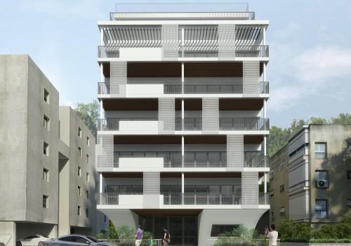 בבניין חדש ויוקרתי בשכונת דובנוב דירה ענקית 145מ״ר פלוס 12 מ״ר מרפסת עם מעלית ו2 חניות בטאבו!