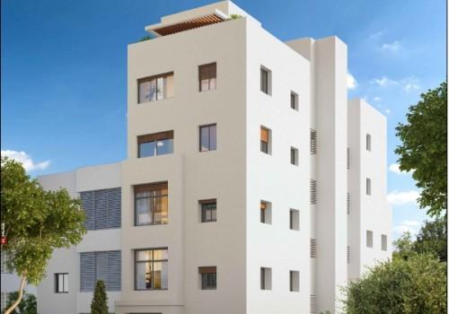"""בבניין אשר עבר תמ״א בקרבת הים! בקומה רביעית עם מעלית דירת 140 מ""""ר + 14 מ""""ר מרפסת שמש"""