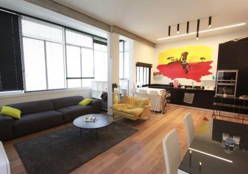 """במלצ'ט, בקרבת מלון נורמן וככר אלברט כ67 מ""""ר בקומה 1.5, 2 חדרים משופצת אדריכלית"""