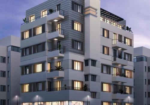 בבנין לשימור בלב העיר בשלביי בניה מתקדמים,דירות אחרונות עם מעלית וחניה וסטנדרט חסר פשרות