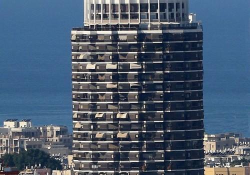 במגדל דיזנגוף 2 דירות צמודות למכירה בקומה גבוהה עם נוף מדהים לים!