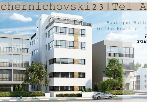 בפרוייקט איכותי קרוב לים 115מ״ר בנוי פלוס 20 מ״ר מרפסת בקומה רביעית מערבית