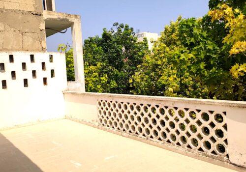 בפלורנטין! דירת גג מתוקה ונדירה, כ40מ״ר בנוי + 30 מ״ר גג במפלס אחד!